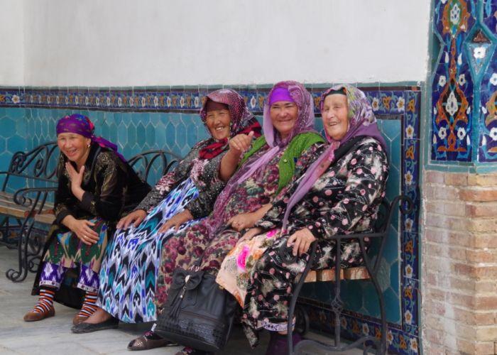 Extension dans la vallée de Ferghana Ouzbek en trois jours