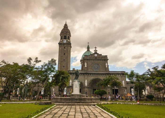 Voyage Philippines : Manille