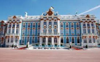 Voyage Russie : Tsarskoïe Selo