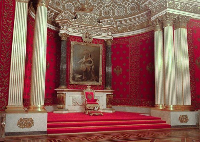 Voyage à la carte en Russie des Tsars