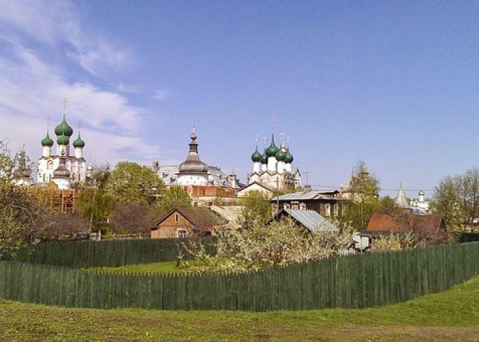 Les grandes villes de la Russie en treize jours
