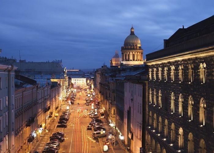 Séjour classique à Saint Petersbourg et Moscou de neuf jours