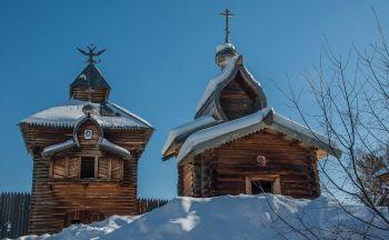 Circuit en Russie: excursion de Moscou à Vladivostock en dix sept jours