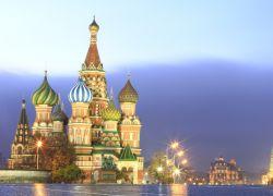 Les Sites Incontournables de Moscou et de Saint-Pétersbourg en huit jours