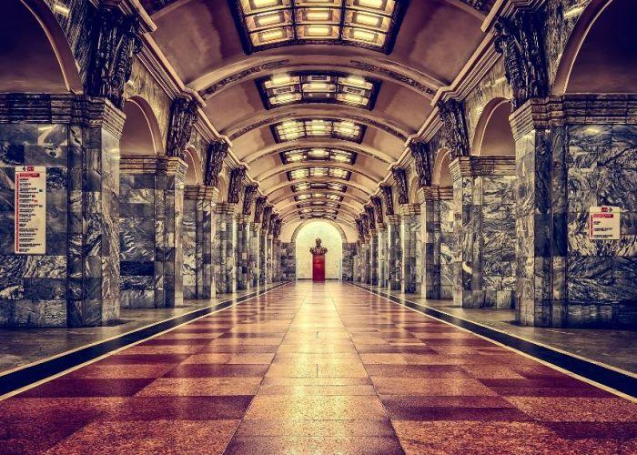 Séjour classique à Saint Petersbourg et Moscou en neuf jours