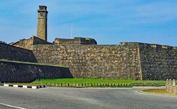 Circuit sur-mesure Sri Lanka : La vieille ville et le fort de Galle