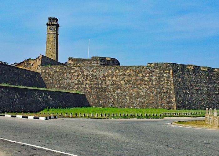 Voyage au Sri Lanka: La vieille ville de Galle et ses fortifications
