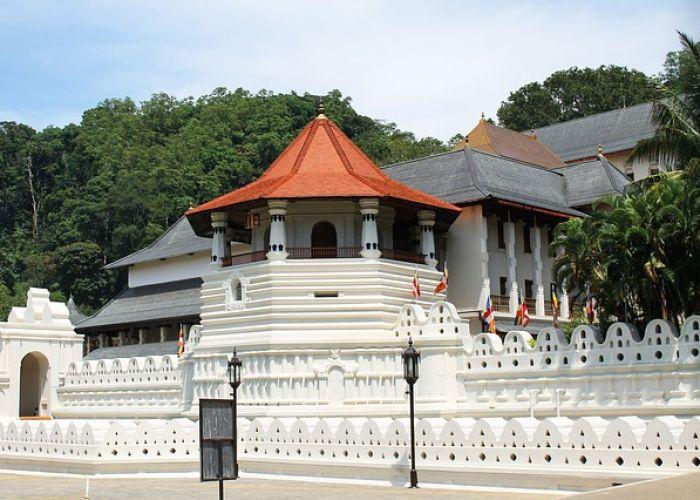 Voyage sur les pas du Bouddha : Kandy au Sri Lanka
