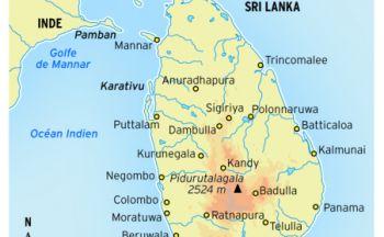 Voyage au Sri Lanka: Ceylanais et extension bleue, quatorze jours - treize nuits