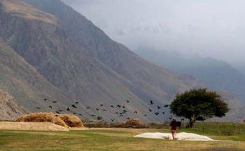 Circuit sur-mesure au Tadjikistan: les incontournables en huit jours