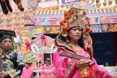 Le festival desfantômes à Taiwan