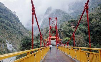 Voyage à Taiwan dans les gorges de Taroko