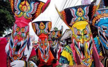 Voyage en Thaïlande à l'occasion de la fête des fantômes: le Festival Phi Ta Khon