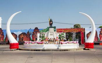 Voyage en Thaïlande: le Festival des éléphants de Surin