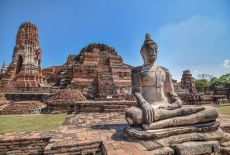 Voyage à Ayutthaya, la merveille de la Thaïlande