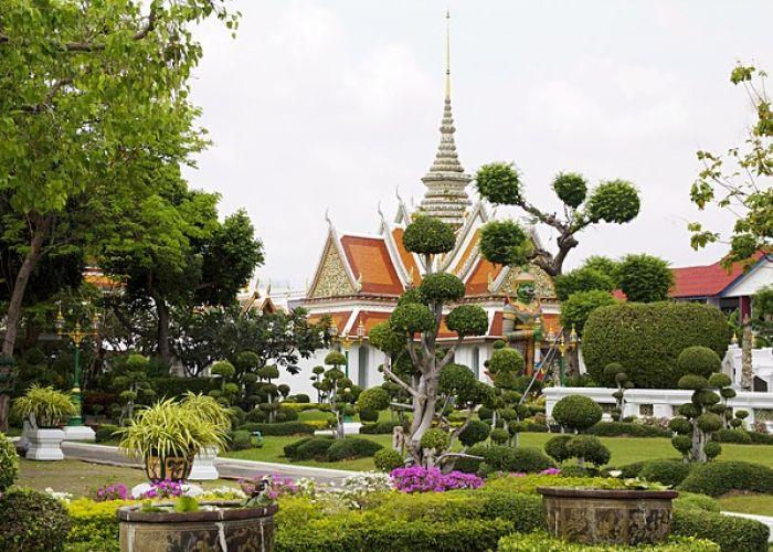 Voyage en Thaïlande: Le Grand Palais royal