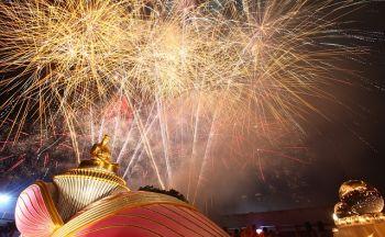Voyage en Thaïlande: les nouveaux ans