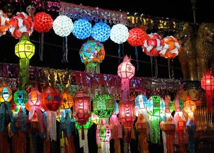 Voyage au cœur du Festival des Lumières en Thaïlande