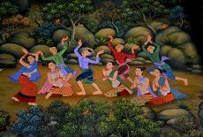 Fêtes traditionnelles en Thaïlande
