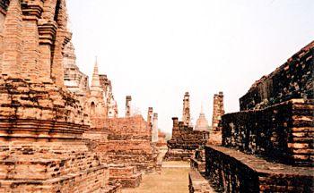 Séjour libre des villes et plages de Thailande en dix-sept jours