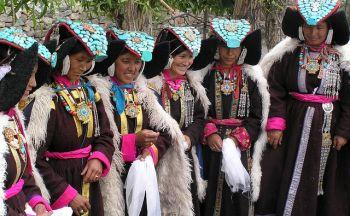 Séjour Tibet : Les habits de l'Himalaya