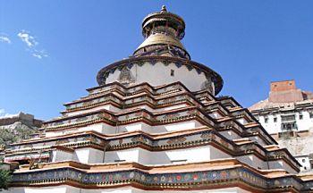 Extension au Tibet en Aquarelle, quatre jours et trois nuits