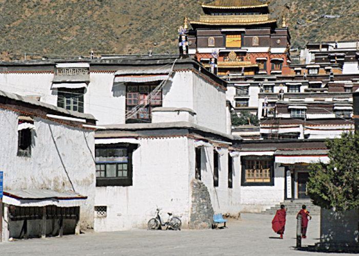 Circuit organisé au Tibet: découverte depuis Chengdu en vingt jours