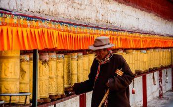 Voyage combiné au Bhoutan et au Tibet en dix jours