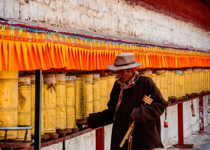 Circuit sur-mesure au Bhoutan et au Tibet en dix jours
