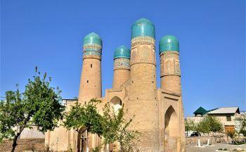 Circuit Turkménistan : Kunya-Urgench