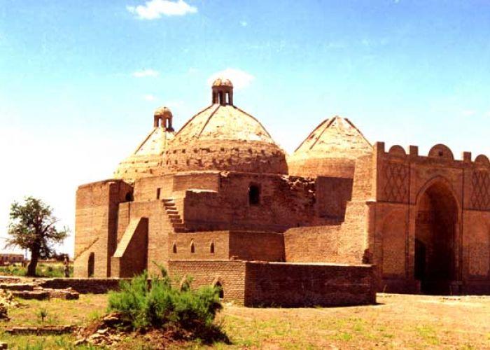 Circuit organisé au Turkménistan: randonnée à cheval en deux jours