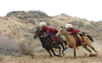 Voyage découverte du Turkménistan en neuf jours