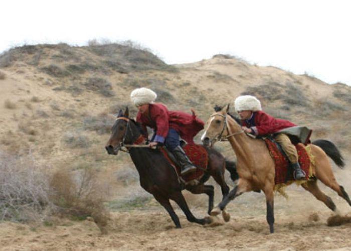 Essentiels du Turkménistan en neuf jours