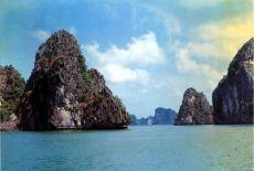 Voyage au Vietnam - La Baie d'Halong