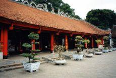 Voyage dans les souvenirs de Hà-nôi, Vietnam, pendant la fête du Têt (Nouvel An)