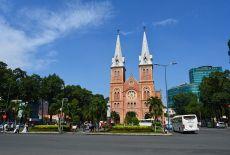 Voyage individuel Vietnam : Notre Dame de Sài-gon
