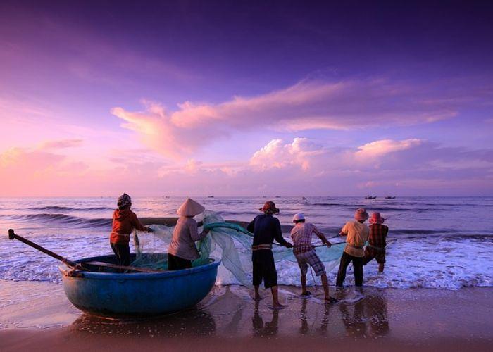 Voyage à Binh Thuan au Viêtnam