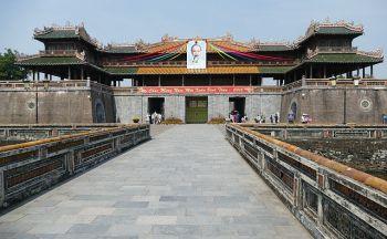 Voyage au Vietnam: Les monuments de Huê