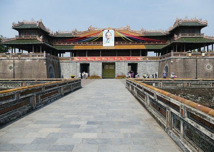 Voyage au vietnam : Les monuments de Huê