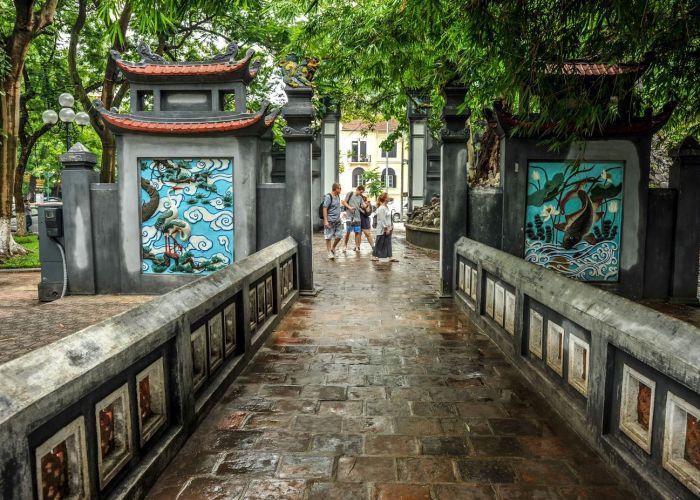 Circuit sur-mesure Vietnam : Les pagodes aux alentours de Hà-nôi