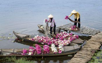 Séjour sur mesure Vietnam : le Delta du Mékong en cinq jours