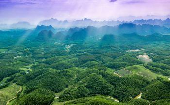 Extension chez les Muong et les Thaïs à Hoà-binh et Maï-châu de trois jours