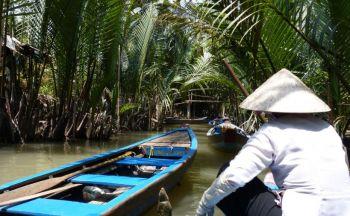 Circuit sur-mesure au Vietnam : extension dans le Delta du Mékong en trois jours