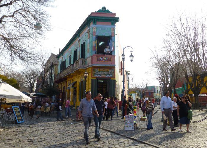 Spécialiste Argentine : Buenos Aires