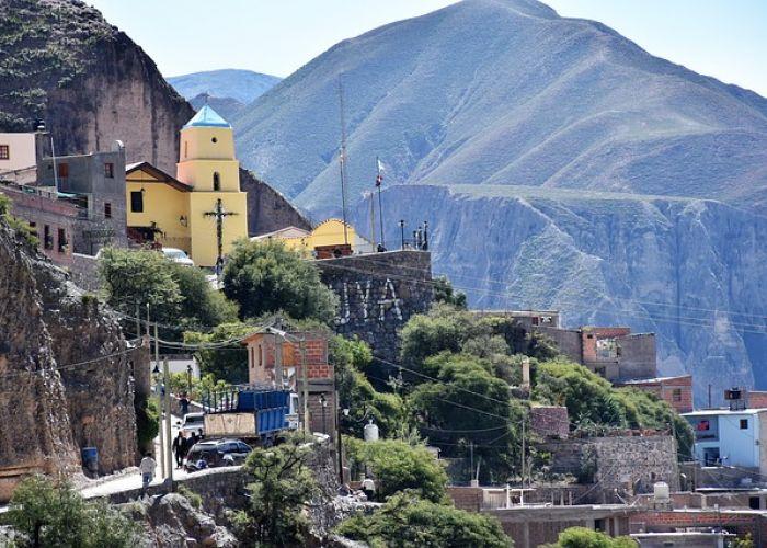 Voyage en Argentine: Salta et le Nord Ouest