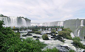 Extension de Buenos Aires aux chutes d'Iguazú en trois jours