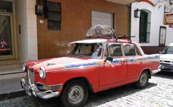Itinéraire De Mendoza à Iguazu de quatorze jours en bus