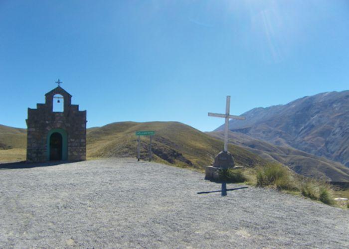Voyage dans les Andes de seize jours