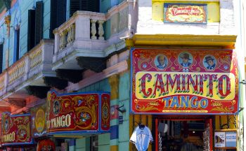 Essentiels de l'Argentine en Estampe en treize jours