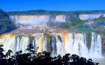 Voyage en Argentine et au Brésil: Les chutes d'Iguaçu